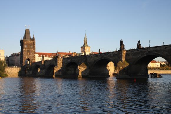 Карлову мосту исполнилось 655 лет