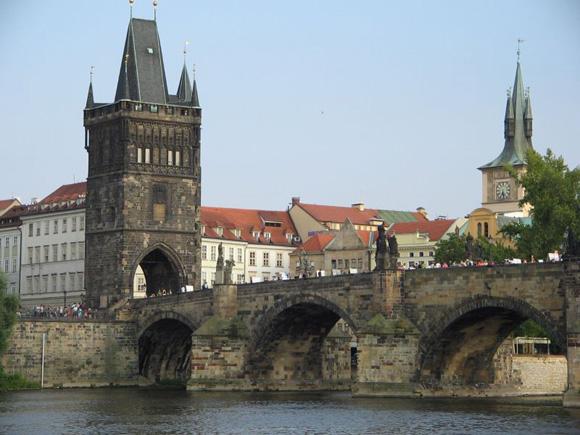 Прага, Староместская башня