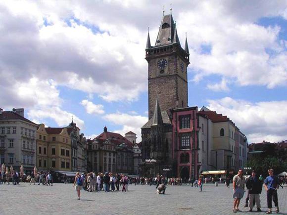 Прага, Староместская ратуша