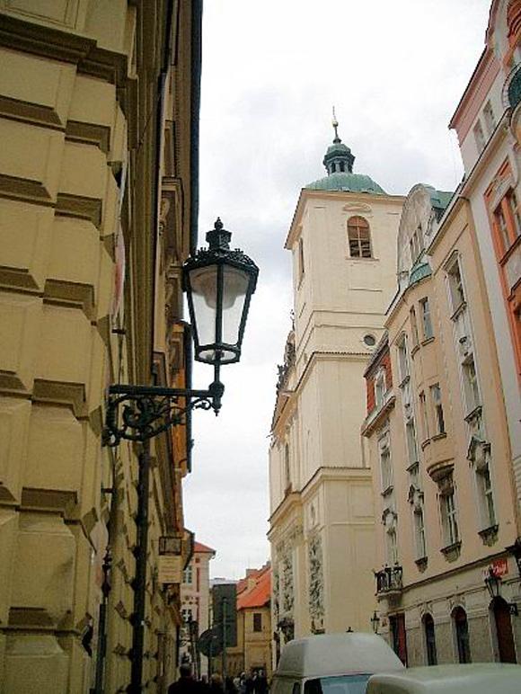 Прага, Костел святого Якова