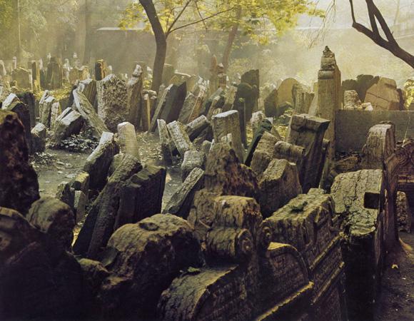Прага, Старое еврейское кладбище
