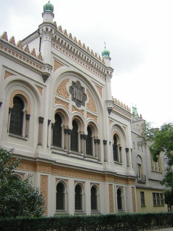 Прага, Испанская синагога