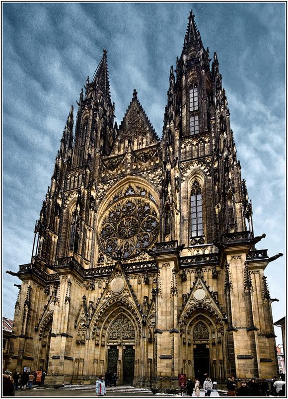 Прага, собор Святого Витта