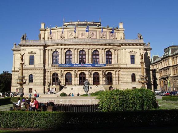 Прага, Рудольфинум