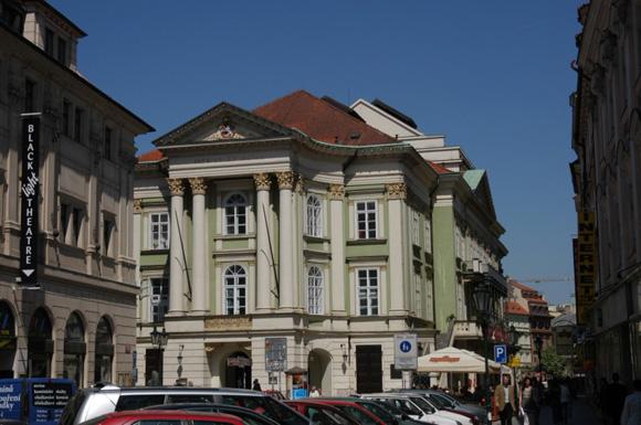 Прага, Сословный театр