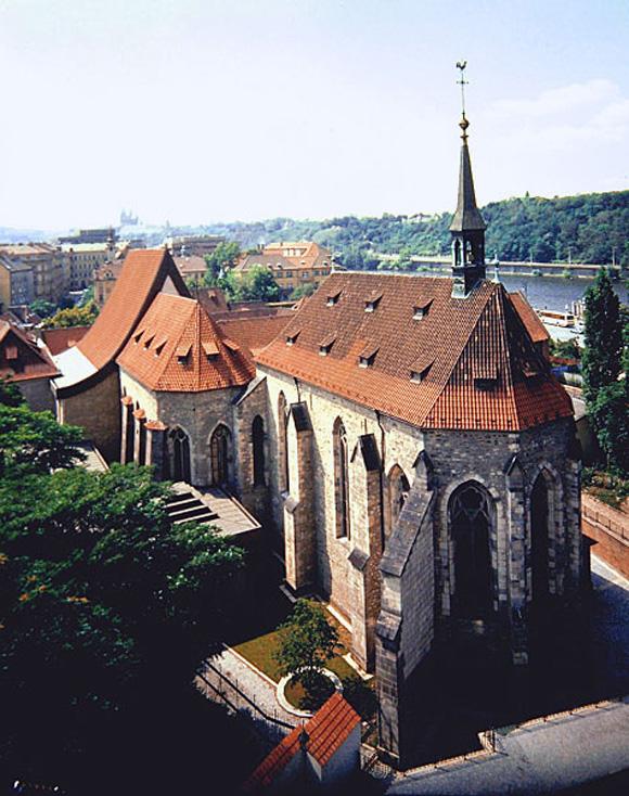 Прага, Анежский монастырь