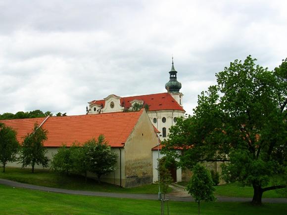 Прага, Бржевновский монастырь