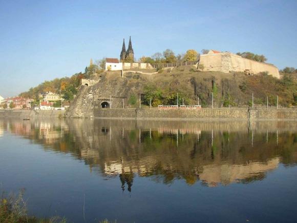 Прага, Вышеград