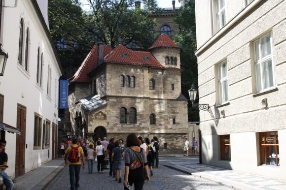 Йозефов в Праге