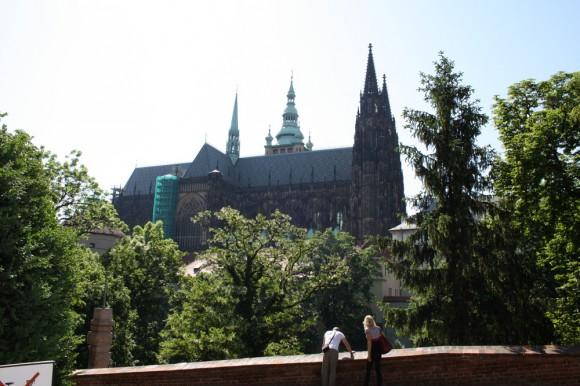 Пражский Град - третий двор - фото 4