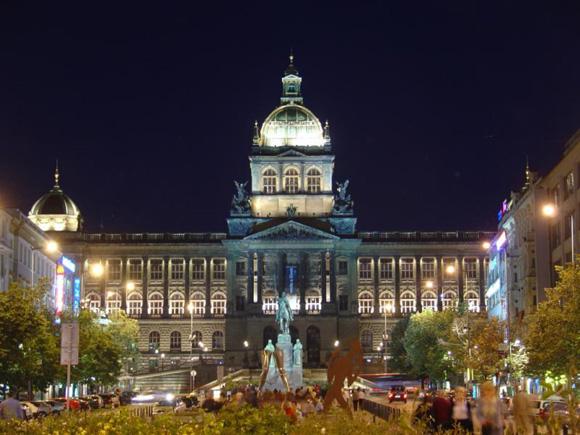 Отзыв о поездке в Прагу. Встреча миллениума