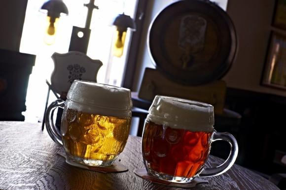 Пивные рестораны Праги
