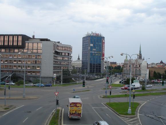 Панорама современного города