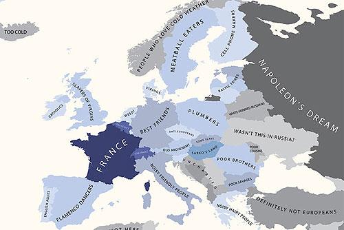 Европа. Взгляд из Франции