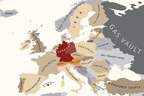 Европа. Взгляд из Германии