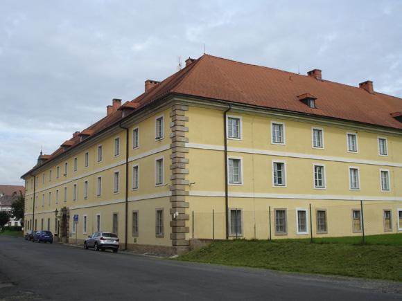 Магдебургская казарма