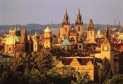 На выходные - в Прагу!