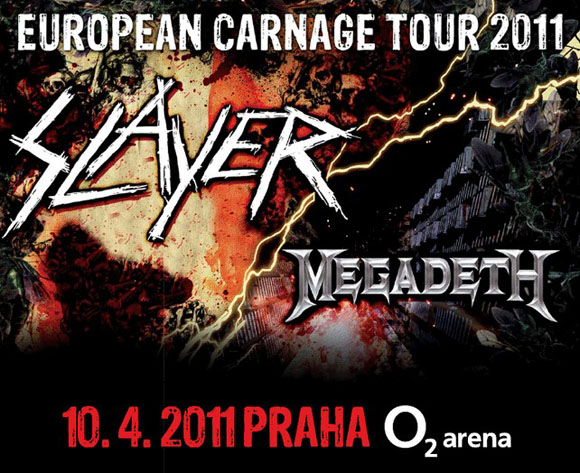 Slayer и Megadeth
