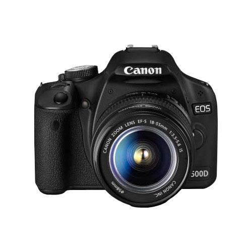 Canon EOS 500D Kit 18-55 IS – оптимальное соотношение цены и качества