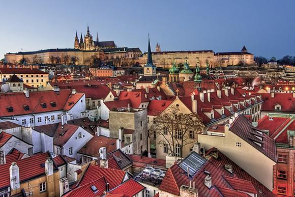 Комбинированные туры в Прагу - тренд года!