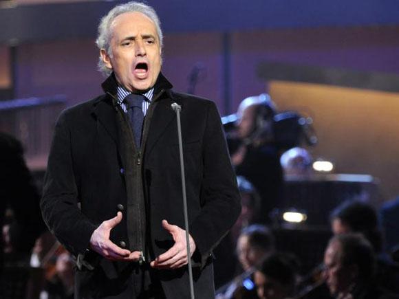 Хосе Каррерас: Christmas concert