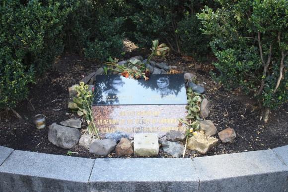 Фото Праги. Памятник Яну Палаху и Яну Зайцу