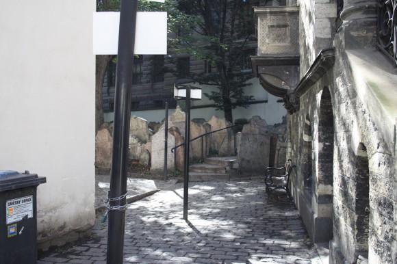 Фото Праги. Старое еврейское кладбище