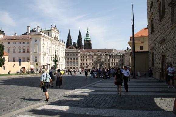 Фото Праги. Пражский Град