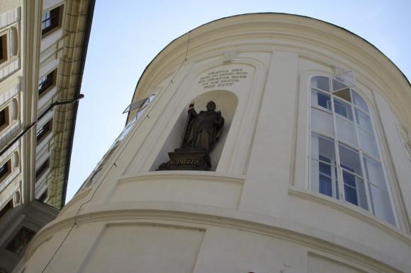 Фото Праги. Часовня Святого Креста