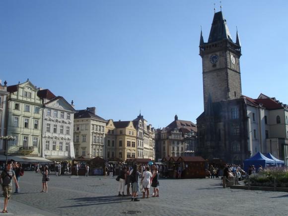 Фото Праги. Староместская площадь