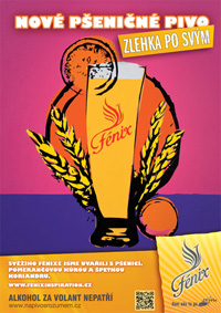 Пшеничное пиво Fenix