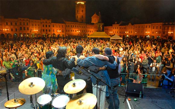Bohemia Jazz Fest в Праге
