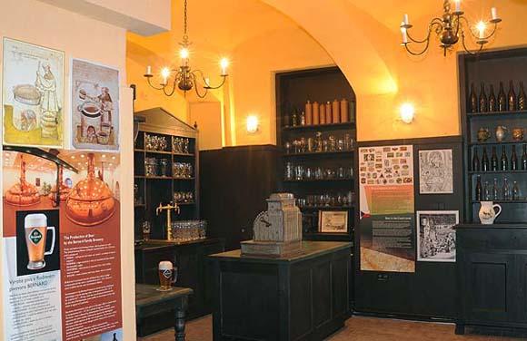 Музей гастрономии в Праге