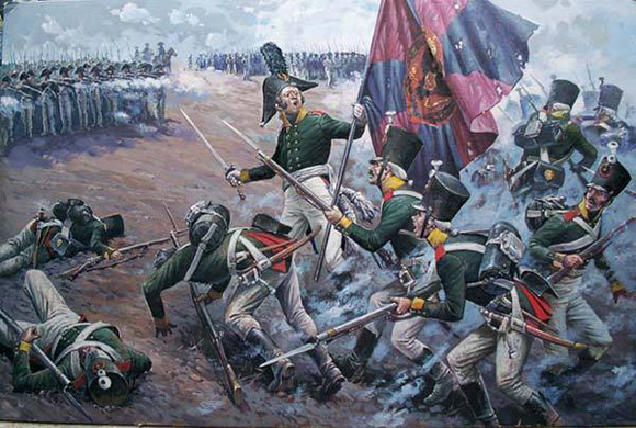 Славков готовится к реконструкции Бородинской битвы
