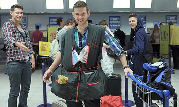 Новый жилет для путешествий заменит чемодан