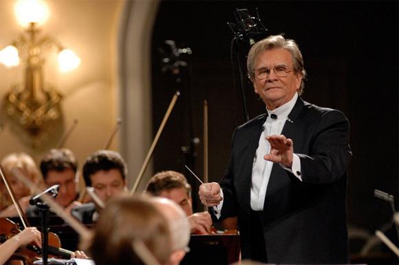 Большой симфонический оркестр имени Чайковского в Праге