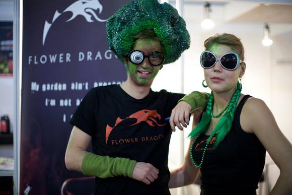 Ищешь друзей без комплексов? Дуй на Cannafest Prague 2012!