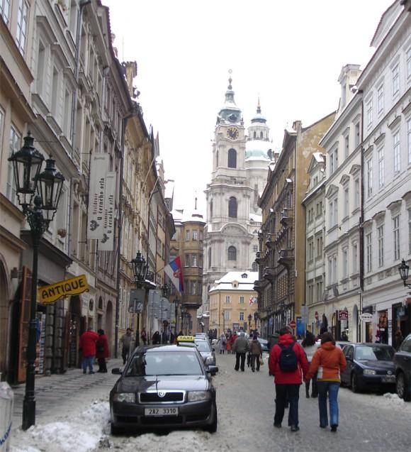 Чем заняться в Праге в январе?
