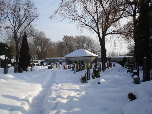 Кутна Гора - Кладбище