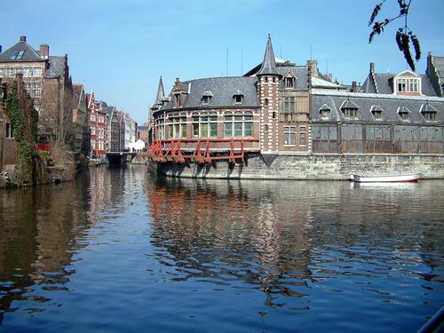 Славный город Гент