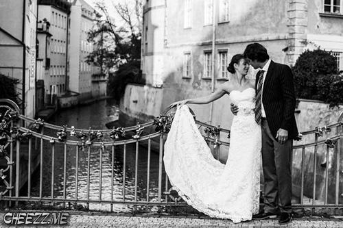 Свадьба в Праге: модный тренд или возможность сэкономить?