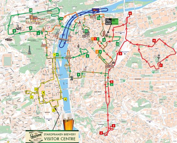 Скачать карту маршрутов в PDF