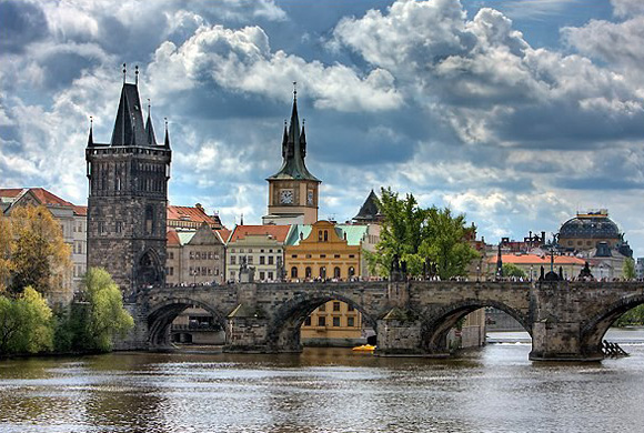 Романтическая Прага
