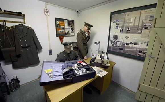 Музей холодной войны в Праге
