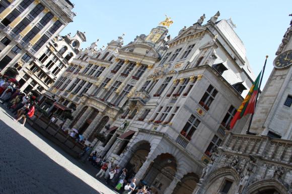 Брюссель - столица Европы