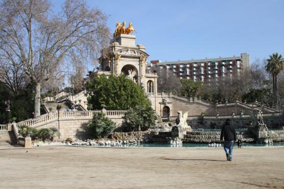 Парк Сюитаделла. Барселона